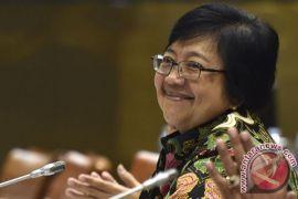 Kinerja Menteri LHK tuai pujian legislator