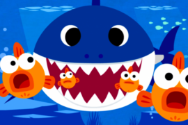 Baby Shark merajai dunia maya dengan Baby Shark Challenge