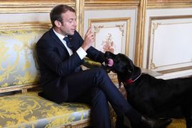 Presiden Macron undang Hariri sekeluarga ke Prancis