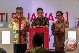 Jonan resmikan pembangunan PLTU Jawa 4