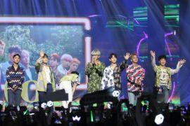 Deretan musisi K-pop dan Barat tampil di Indonesia 2017
