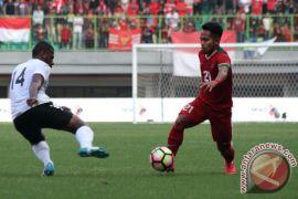 Andik Vermansyah belum tembus tim inti timnas Indonesia hadapi Hong Kong