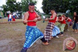Banjarmasin Gelar Olahraga Tradisional Peringati Haornas 2017