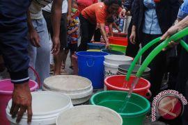 Dua desa di Semarang mulai kesulitan air bersih