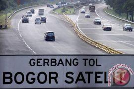 Berlaku sistem satu tarif, Tol Jagorawi arah Jakarta lancar