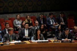 AS kecam Venezuela dalam pertemuan PBB