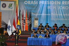 Presiden sindir lulusan IPB