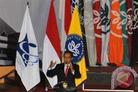 Presiden di IPB: ke depan pangan akan jadi panglima