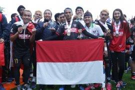 Indonesia Tempati Peringkat Ke-5 Sepakbola Jalanan