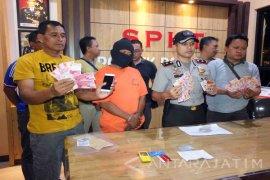 Oknum Wartawan Pemeras Ditangkap Anggota Polres Jember (Video)