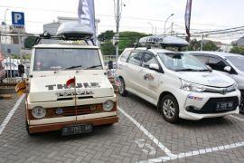 Toyota Kijang dan Veloz jelajahi tiga negara sejauh 3.000 Km