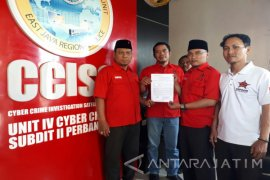 Polda Jatim Selidiki Akun Faceboook Penghina Megawati