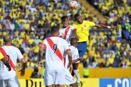 Peru kalahkan Ekuador untuk jaga peluang lolos ke Piala Dunia