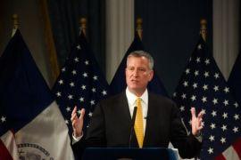 """Delapan tewas dalam """"aksi teror"""" di New York"""