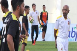 Mitra Kukar Kontrak Yudi Suryata sebagai Pelatih