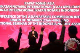 Presiden Jokowi dorong reformasi mendasar dukung kemudahan berbisnis