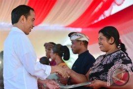 Presiden Jokowi Dijadwalkan Serahkan Sertifikat Tanah di Buleleng
