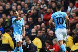Klasemen Liga Inggris: Manchester United semakin jauh tertinggal dari City