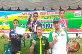 Medan Selayang Juara Sepatu Roda