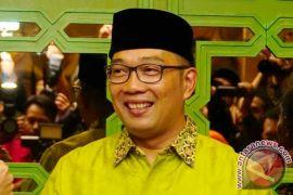 LSI: Ridwan Kamil belum perkasa di Pilgub