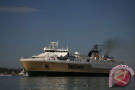 Pelni operasikan feri KFC Jetliner rute Baubau-Raha-Kendari