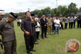 Anggota DPRD Batubara Temui Massa