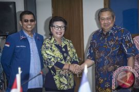 Jangan hanya dukung KPK saat kader aman, kata SBY