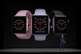 Apple dan Xiaomi pimpin pasar wearable di Q1