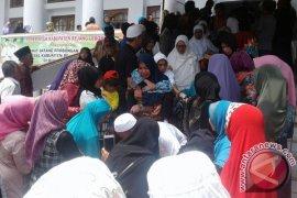 Jamaah Haji Rejang Lebong Wafat Jadi Dua Orang