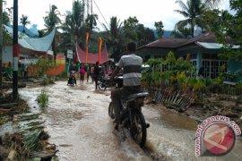 Polisi: Jalan Padang-Kerinci sudah bisa dilewati