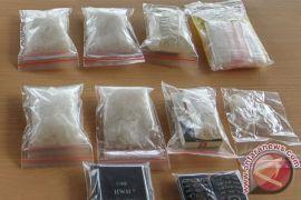 Kasat shabara Polres Banggai ditangkap karena kasus narkotika