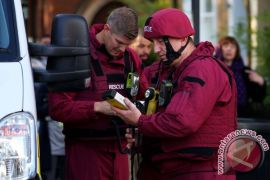 "Tersangka serangan bom London ""dilatih"" ISIS di Irak"