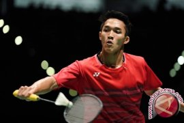 Indonesia pastikan final tunggal putra Korea Terbuka