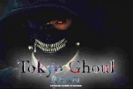 Tokyo Ghoul, pergulatan manusia setengah monster