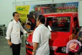 Presiden: Pemerintah Dukung Mobil Produksi Dalam Negeri