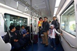 Skytrain Bandara Soekarno-Hatta Beroperasi