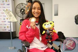 ASEAN Para Games - Tim renang Indonesia sumbang 11 emas