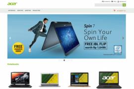 Acer luncurkan toko online resmi pertama di Indonesia