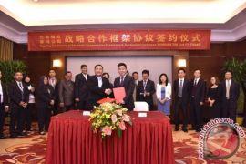 PT TIMAH gandeng Yunnan Tin jalin kemitraan