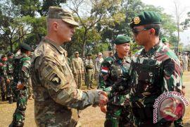 TNI Angkatan Darat gelar latihan bersama tentara AS