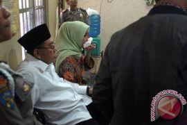 Perkara Gubernur Bengkulu dilimpahkan ke persidangan