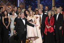 Pemenang Emmy tertawakan Trump di atas panggung