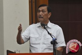"Luhut yakini Indonesia bakal jadi ""global supply chain"" mobil listrik"