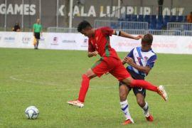 ASEAN Para Games - Tim sepak bola Indonesia ke semifinal