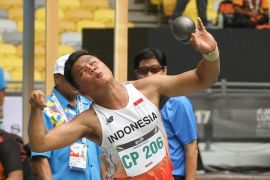 ASEAN Para Games - Atletik rebut 11 emas