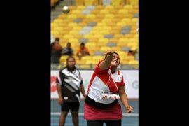 ASEAN Para Games - Indonesia tambah emas dan pecahkan rekor Asia