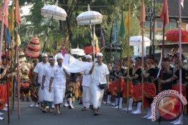 "Parade Budaya awali ""Maha Bandana dan Festival Puputan Badung"""