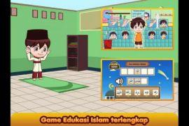 Game Anak Sholeh sajikan petualangan hingga kisah untuk anak