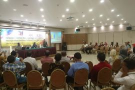 Institut Kewarganegaraan Indonesia gelar temu relawan