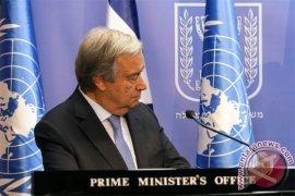 Sekjen PBB turut berdukacita untuk korban gempa Palu-Donggala